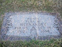 Vera M. <i>Wells</i> Hernandez