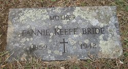 Fannie <i>Keefe</i> Bride