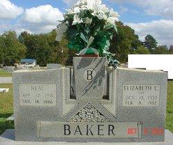 Etta Elizabeth Lane Sue Baker