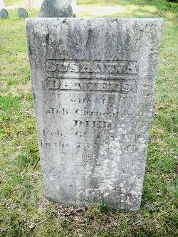 Susanna <i>Daniels</i> Carpenter