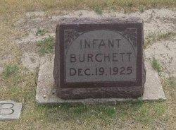 Infant Son Burchett