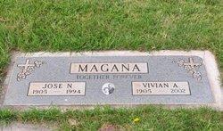 Vivian A Magana