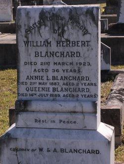 Annie L Blanchard