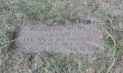 Albert J Rowe