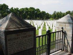 Mikra British Cemetery