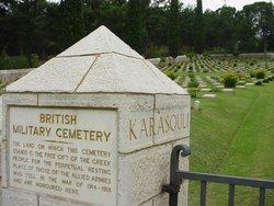 Karasouli Military Cemetery
