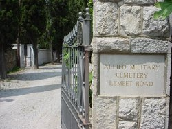 Salonika (Lembet Road) Military Cemetery