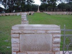 Tabarka Ras Rajel War Cemetery