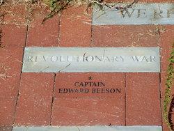 Capt Edward Beeson