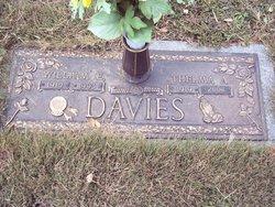 William E Davies