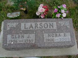 Glen James Larson
