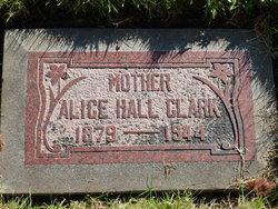 Alice Deseret <i>Hofhine</i> Clark