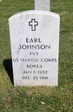 Earl Johnson