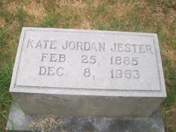 Kate <i>Jordan</i> Jester