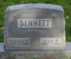 Violetta M. Bennett
