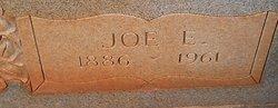 Joseph Elias Joe Belcher