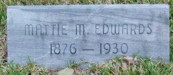 Mattie Regina <i>Morgan</i> Edwards