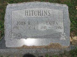 John R Hitchins