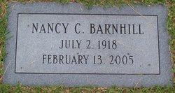 Nancy Elive <i>Cox</i> Barnhill