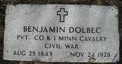 Benjamin Dolbec