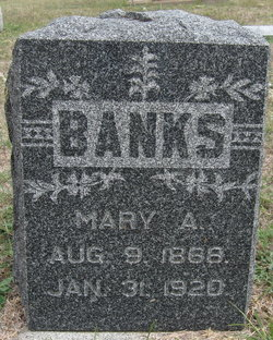 Mary Annetta <i>Potter</i> Banks