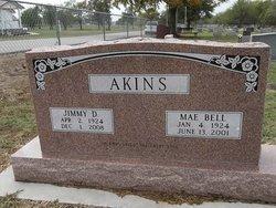 Mae Bell Akins
