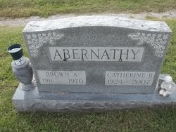Brown A. Abernathy