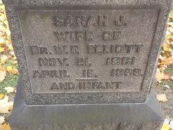 Sarah J. <i>Shaffer</i> Elliott