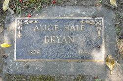 Alice H Bryan