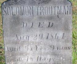 Soloman Troutman