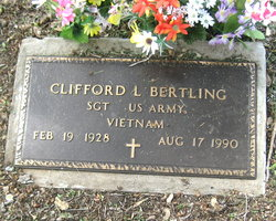 Clifford LeRoy Bertling