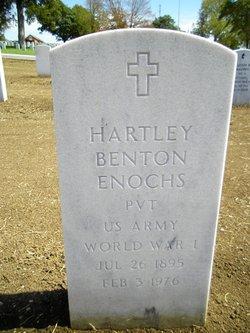 Hartley Benton Enochs
