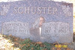 Anne C <i>Cota</i> Schuster