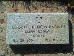 Eugene Eldon Barnes