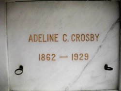 Adeline C. Crosby