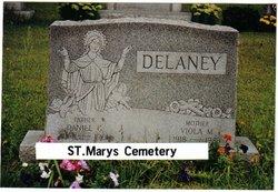 Viola May <i>Webster</i> Delaney