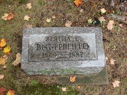 Bertha E. Butterfield
