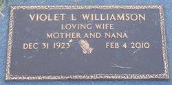 Violet Louvira Williamson