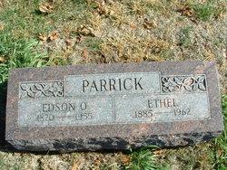 Ethel A. <i>Thayer</i> Parrick