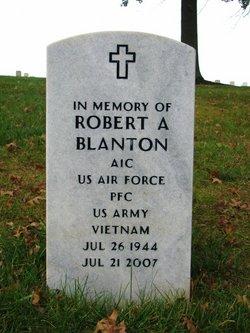 Robert A Blanton