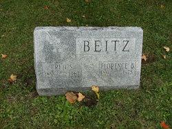 Florence B. <i>Schiller</i> Beitz