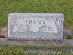 Leo C Adams