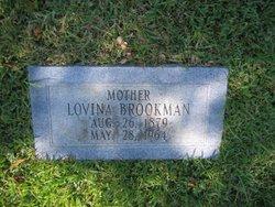 Lovina <i>Keeney</i> Brookman