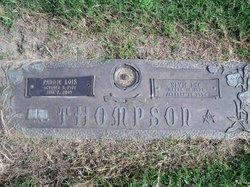 Fannie Lois <i>Bolton</i> Thompson