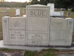 William Evans Blue