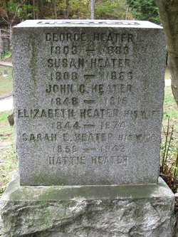 Susan <i>Courtright</i> Heater