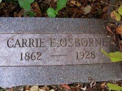Carrie Elizabeth <i>Wood</i> Osborne