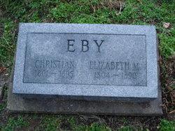 Christian Eby