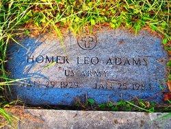 Homer Leo Adams
