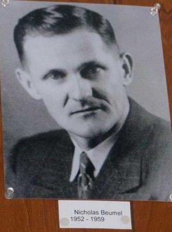 Nicholas T. Beumel